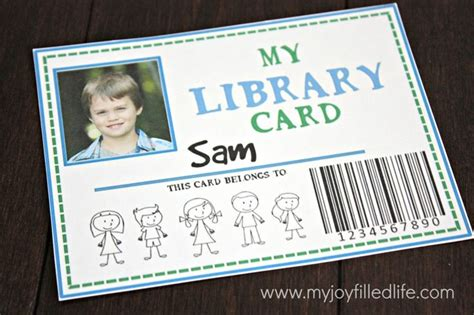 make a library card 17 best images about book extension everybody cooks rice