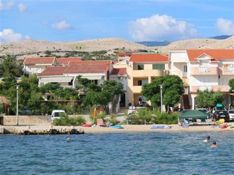 appartamenti isola di pag appartamenti federica isola di pag croaziavacanza it