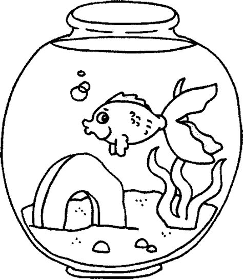 Aquarium Coloring Page aquarium coloring pages coloringpages1001