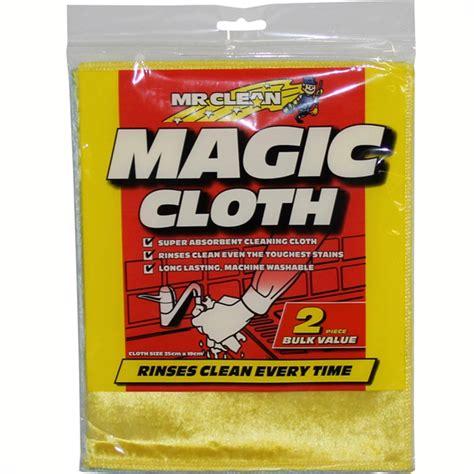 Magic Cleaning Cloth mr clean tuffmates magic cloth 2 pack bunnings warehouse