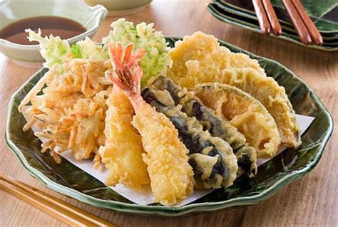 cucina giapponese tempura i 10 piatti della cucina giapponese da mangiare quando si
