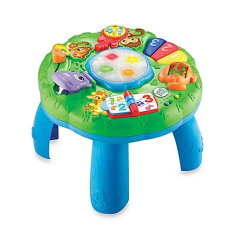 leapfrog 174 animal adventure learning table bed bath beyond
