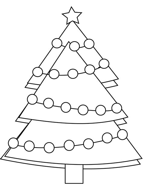 garland coloring pages    print