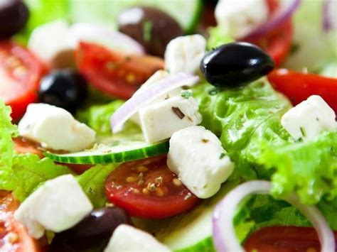 ina garten salad recipes ina garten s greek salad foodgasm recipes
