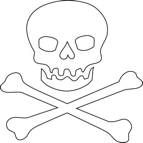 imagenes de calaveras piratas dibujo de calavera pirata para imprimir buscar con