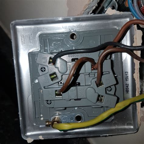 help with fibaro switch 2 and 2g light switch