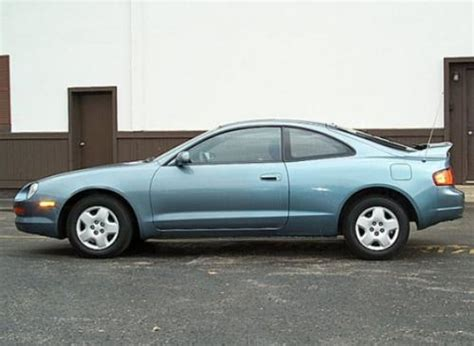 1995 toyota celica paint codes