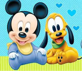 micky maus le kit imprimible y bar mickey bebe imprimible
