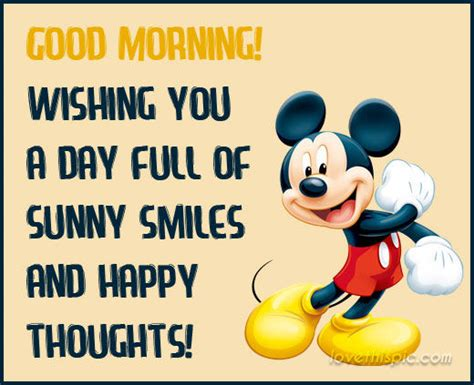 Happy Thoughts Meme - good morning wishes pictures photos and images for