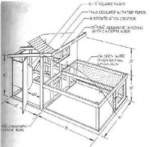 Free Printable Blueprints by Free Chicken Coop Designs Farm Fancy Pinterest Coops