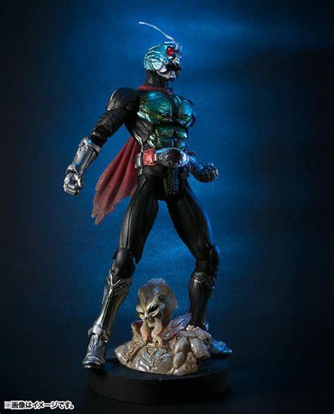 Sic Kamen Rider 1 s i c new kamen rider 1 official images tokunation