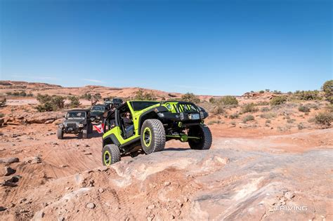 moab jeep trails moab mega gallery must see photos from the 50th ejs