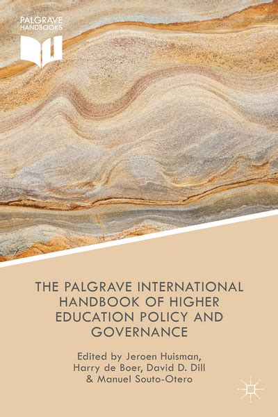 The Handbook Of Education Management Imam Machali Dan Ara Hidayat palgrave macmillan handbooks