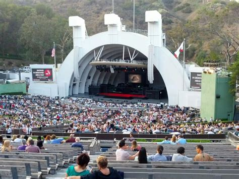 hollywood bowl section f2 hollywood bowl section f2 rateyourseats com
