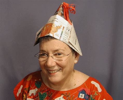 Paper Hats From Newspaper - paper hats 16