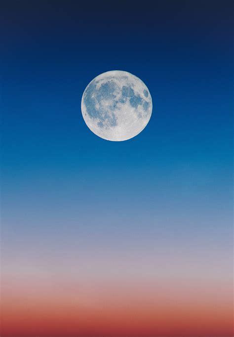 amazing full moon  pexels  stock