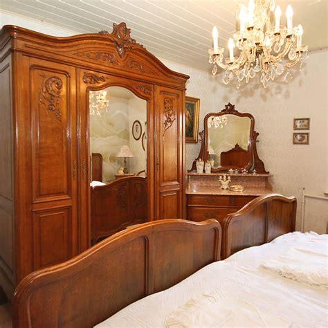 schlafzimmer um 1900 schlafzimmer antik antik la flair antike m 246 bel und
