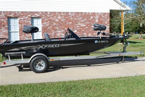 xpress boat dealers in louisiana 2005 xpress h51 bass boat for sale in baton rouge