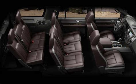 2020 Dodge Grand Caravan Interior Dimensions
