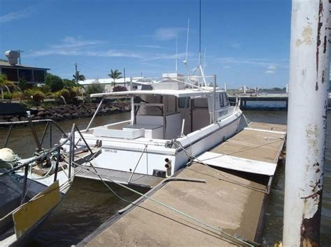 commercial catamaran boats for sale nustar comet 9 6 comemrcial fishing catamaran commercial
