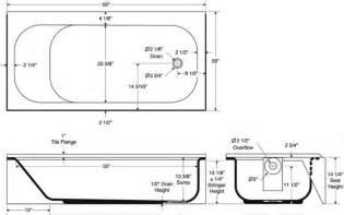 Standard Bathroom Dimensions Kitchen Amp Bath Ideas