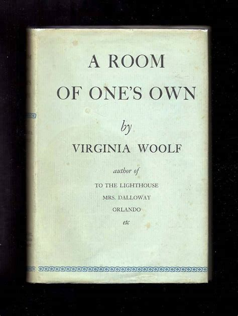 a room of ones a room of one s own virginia woolf first edition