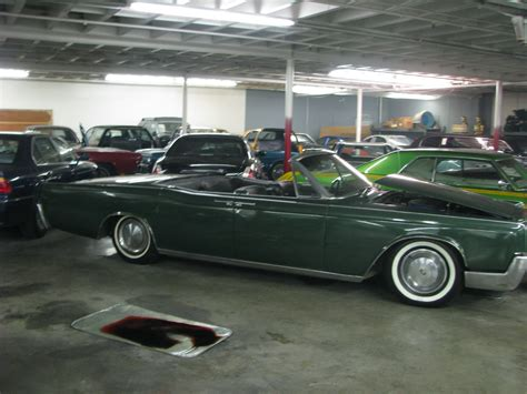 bette automobile locations and more the gangster squad 2012