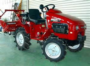 Honda Tractors Honda Mighty 130 Mfwd