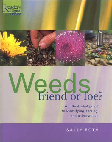 Friend Or Foe Book Report by Read Book Weeds Friend Or Foe From Sally Roth Best Book Collection Vol12