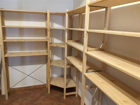 scaffali per in legno scaffali in legno ikea varie misure a roma kijiji