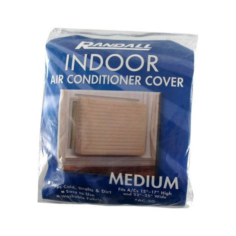 inside fabric quilted indoor air conditioner cover medium indoor quilted air conditioner cover fits a c 15