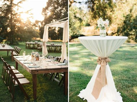 backyard wedding reception decorations diy backyard wedding ideas 2014 wedding trends part 2