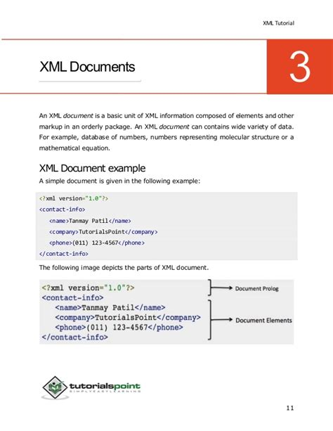 tutorialspoint prolog xml tutorial