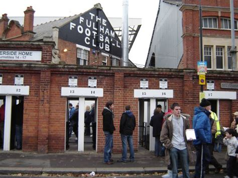 The Cottage Fulham by Vbl Het Grote Fok Groundhoppers Topic Deel 7 Forum