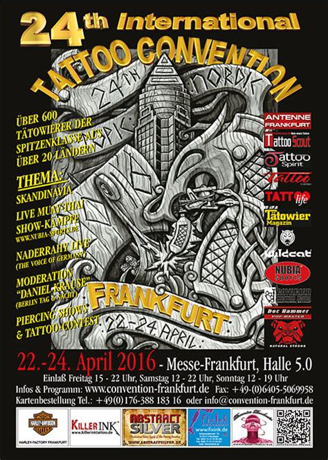tattoo expo hamilton 2016 frankfurt tattoo convention 2016 alessio lala