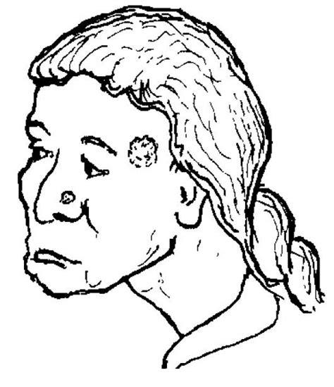 imagenes para colorear de ojos pin dibujos de la cara para colorear ojos nariz mejillas