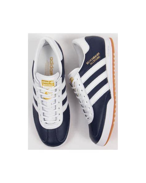 Sepatu Adidas Beckenbauer Allround adidas beckenbauer gold shoes