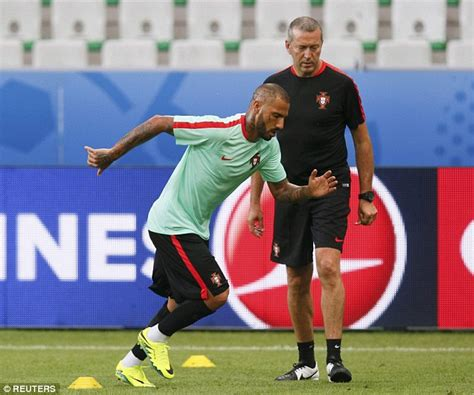 portugal winger ricardo quaresma doubtful for iceland clash news18 ricardo quaresma doubtful for portugal s euro 2016 opener