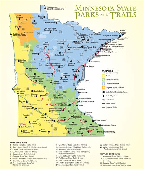 national get outdoors day free mn state park admission