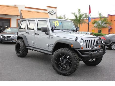 Jeep Wrangler For Sale Jeep Wrangler Unlimited For Sale