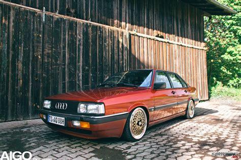 Audi 80 B2 Tuning by Tuning Audi 90 Quattro B2