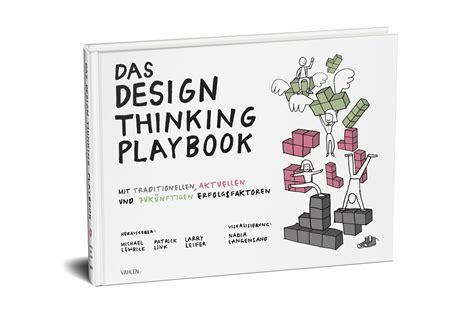 Design Thinking Playbook   das design thinking playbook und beckkompakt