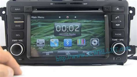 mazda cx 9 navigation dvd mazda cx 9 dvd gps navigation with canbus