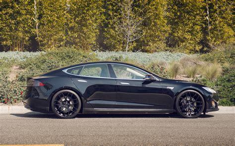 Tesla With Rims Tesla Model S Aftermarket Wheels