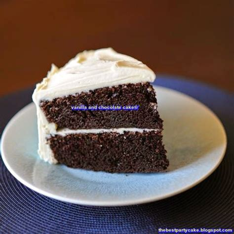 tips how to make a vanilla and chocolate cake the best
