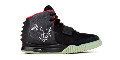 Kayne For Limited Edition At Shopbop by Win A Limited Edition Nike Air Yeezy 2 Sneaker Signed