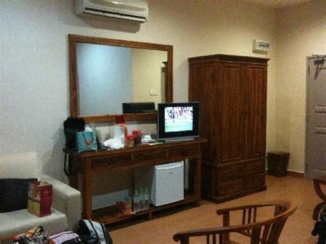 Hotel Bedroom Fridge Definition Fridge Tv In Each Room Picture Of Hotel Impian Morib