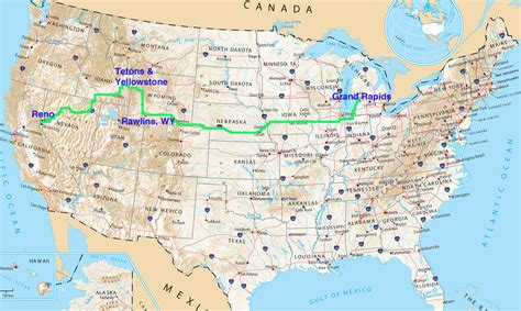 usa map for driving drivingarnielee arnielee
