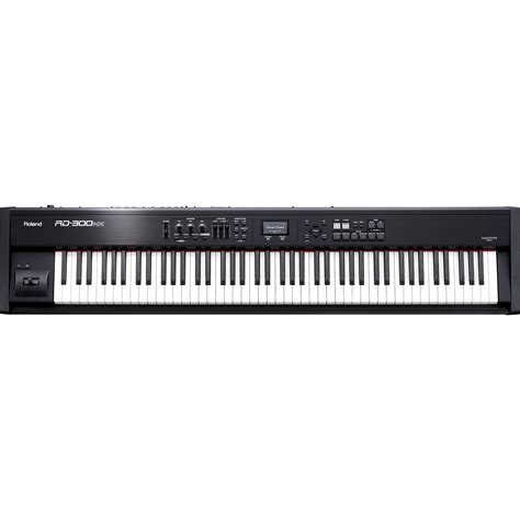 Keyboard Roland Rd Roland Rd 300nx Digital Piano Rd 300nx B H Photo