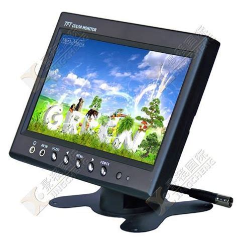 Monitor Lcd China 7 inch stand aline tft lcd monitor 701 oem china manufacturer car audio car